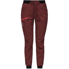 Haglöfs L.I.M Fuse Pants Dame maroon red
